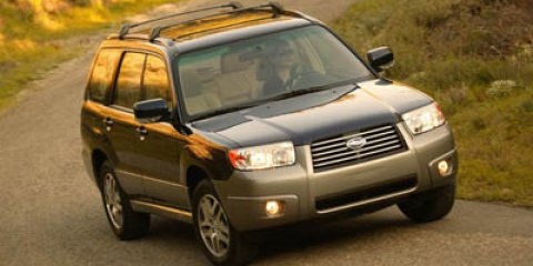 2007 Subaru Forester X LL Bean Ed Evergreen Metallic V4 25L Automatic 127002 miles Your ad