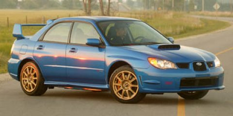 2007 Subaru Impreza Sedan WRX STI CARBON BLUE V4 25L Manual 72714 miles -New Arrival- -Carfax