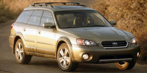 2007 Subaru Legacy Wagon Outback R LL Bean Beige V6 30L Automatic 108171 miles Carfax One Owne