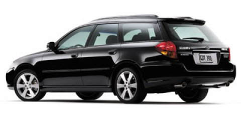 2007 Subaru Legacy Wagon Ltd Silver V4 25L Automatic 149739 miles  All Wheel Drive  Tires - F