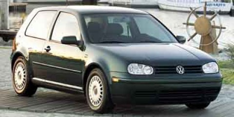 2003 Volkswagen Golf GL BlackBlack V4 20L Automatic 168362 miles Come see this 2003 Volkswagen