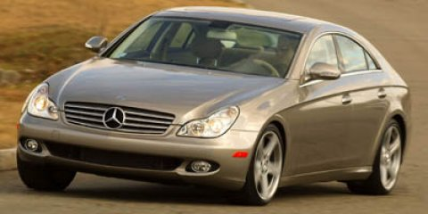 2007 Mercedes CLS-Class 55L TAN V8 55L Automatic 27102 miles Snag a steal on this 2007 Merced