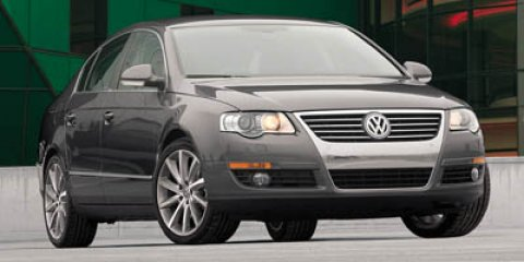 2007 Volkswagen Passat Sedan 36L Black V6 36L Automatic 117899 miles New Price Clean CARFAX