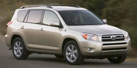 2007 Toyota RAV4 Limited Classic Silver MetallicGray V6 35L Automatic 117874 miles Check out t