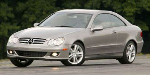 2007 Mercedes CLK-Class 35L STEELE BLUEGray V6 35L Automatic 78828 miles  Traction Control