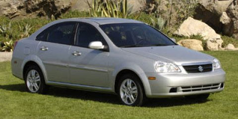 2007 Suzuki Forenza Fusion Red MetallicGray V4 20L Automatic 0 miles GUARANTEED FINANCING FOR
