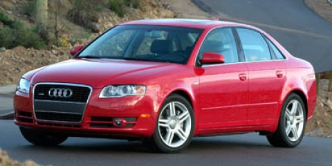 2007 Audi A4 20T Gray V4 20L Variable 50120 miles  Turbocharged  Front Wheel Drive  Tractio