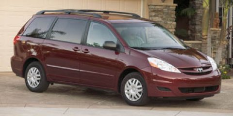 2007 Toyota Sienna LE Blue V6 35L Automatic 116372 miles AWD The van youve always wanted Ar