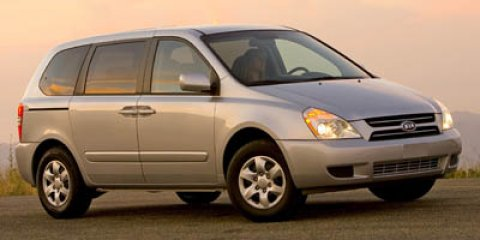 2007 Kia Sedona EX Blue V6 38L Automatic 52612 miles PLEASE PRINT AND PRESENT THIS PAGE TO REC