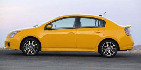 2007 Nissan Sentra SE-R Spec V  V4 25L Manual 81866 miles The Sales Staff at Mac Haik Ford Lin