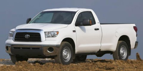 2007 Toyota Tundra RG 2WD V8 47 Super White V8 47L Automatic 79010 miles  Rear Wheel Drive