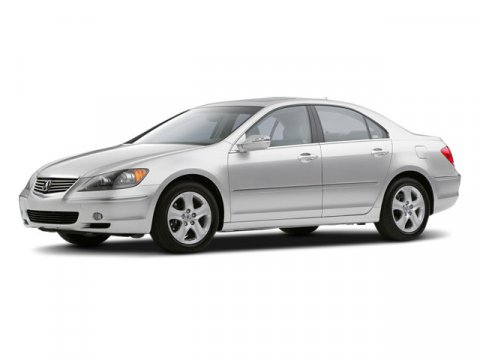 2008 Acura RL Tech Pkg  V6 35L Automatic 99746 miles  Traction Control  Stability Control