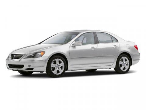 2008 Acura RL TechCMBS wPAX BELLANOVA WHITEParchment V6 35L Automatic 55242 miles GPS Nav A