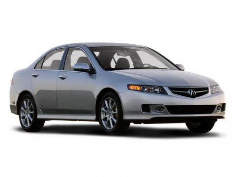 2008 Acura TSX Base Silver V4 24L Automatic 76581 miles ACCIDENT FREE CARFAX Hurry and t