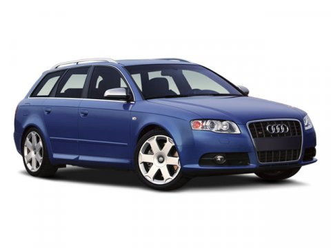 2008 Audi S4 Avant Quattro Wagon Blue V8 42L Automatic 84793 miles This is a nice one CALL US