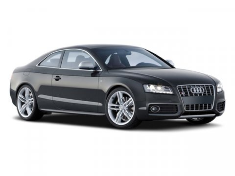 2008 Audi S5 Brilliant BlackBlackSilver V8 42L Automatic 80231 miles  Traction Control  Stab