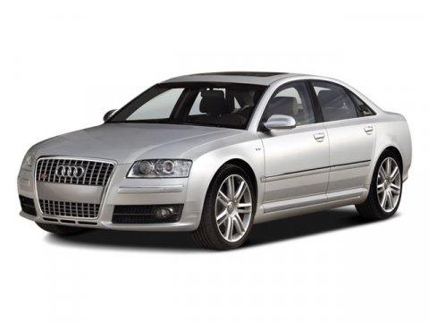 2008 Audi S8 Quattro Silver MetallicBlackSilver V10 52L Automatic 60135 miles ABSOLUTELY STU
