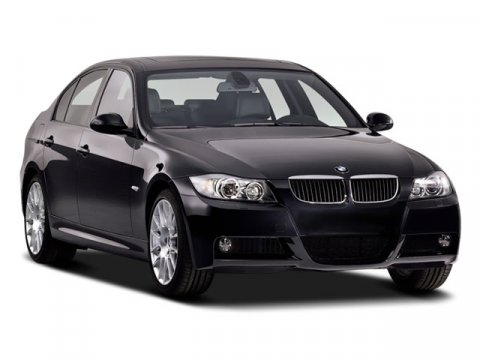 2008 BMW 3 Series 328i Jet Black V6 30L 6-Speed 69504 miles  Traction Control  Stability Cont