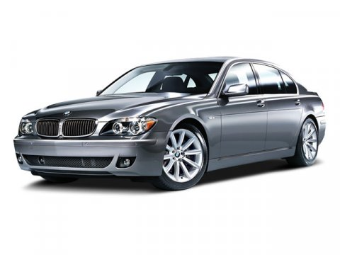 2008 BMW 7 Series 750Li SUPER WHITE V8 48L Automatic 63908 miles  Priced Below the Market