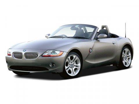 2008 BMW Z4 sDrive30i Convertible RWD Titanium Silver MetallicBlack V6 30L Automatic 66698 mi