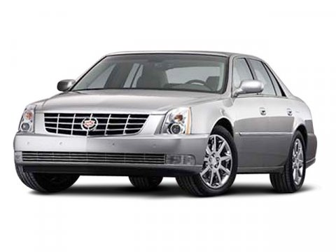 2008 Cadillac DTS Black Ice V8 46L Automatic 1 miles  Priced Below the Market  Leather Sea