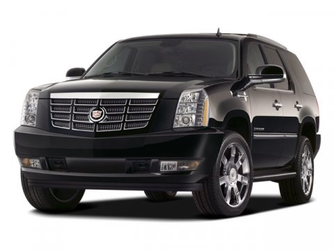 2008 Cadillac Escalade Black Raven V8 62L Automatic 62783 miles  All Wheel Drive  Tow Hitch