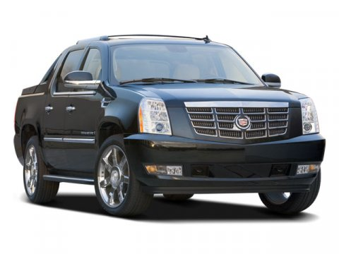 2008 Cadillac Escalade EXT Black Raven V8 62L Automatic 87454 miles Choose from our wide rang