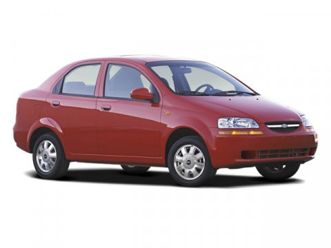 2008 Chevrolet Aveo LS Red V4 16L  84339 miles Enjoy No Hassel pricing Over 300 cars to choos