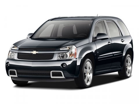 2008 Chevrolet Equinox LS Navy Blue Metallic V6 34L Automatic 75173 miles At Suburban Ford Maz