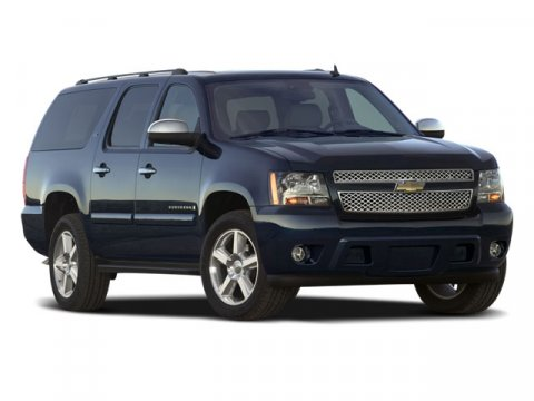 2008 Chevrolet Suburban LTZ Blue V8 53L Automatic 74453 miles  Air Suspension  LockingLimit