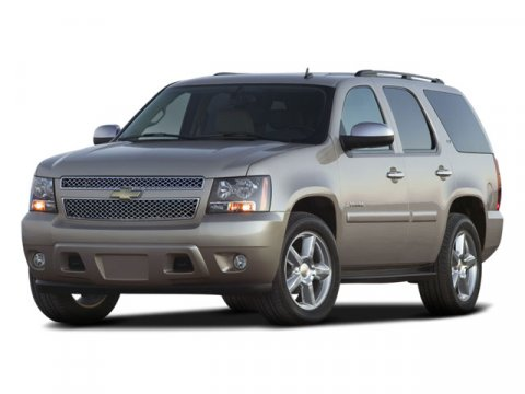 2008 Chevrolet Tahoe WhiteBLACK V8 53L Automatic 90707 miles Trustworthy and worry-free this