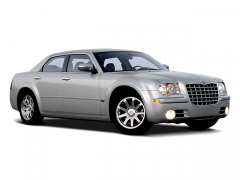 2008 Chrysler 300 Touring Green V6 35L Automatic 109669 miles  Traction Control  Stability Co