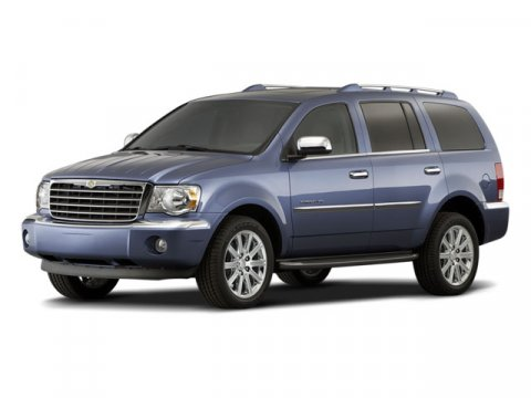 2008 Chrysler Aspen Limited Steel Blue Metallic V8 57L Automatic 80208 miles ONE OWNER  CLEAN