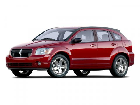 2008 Dodge Caliber SXT SUNROOF PREMIUM SOUND PKG Inferno Red Crystal PearlDark Slate Gray V4 20