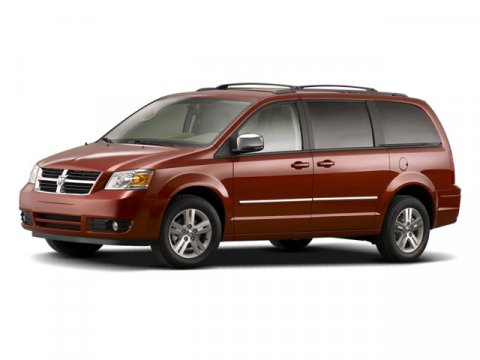 2008 Dodge Grand Caravan SXT Sunburst Orange Pearl V6 38L Automatic 135611 miles  Traction Co