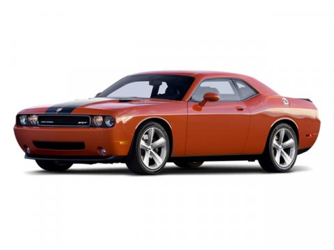 2008 Dodge Challenger SRT8 Hemi Orange Pearl V8 61L Automatic 22676 miles  LockingLimited Sli