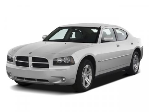 2008 Dodge Charger SXT Stone White V6 35L Automatic 48174 miles  High Output  Traction Contro