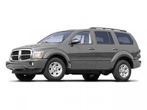 2008 Dodge Durango SLT 4WD Bright WhiteDarkLight Slate Gray V8 57L Automatic 61588 miles Dura