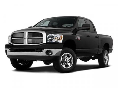 2008 Dodge Ram 2500 Brilliant Black Crystal Prl V6 67L  104525 miles Check out this 2008 Dodg