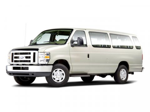2008 Ford Econoline Wagon Oxford White V8 54L Automatic 92305 miles Are you looking for an us