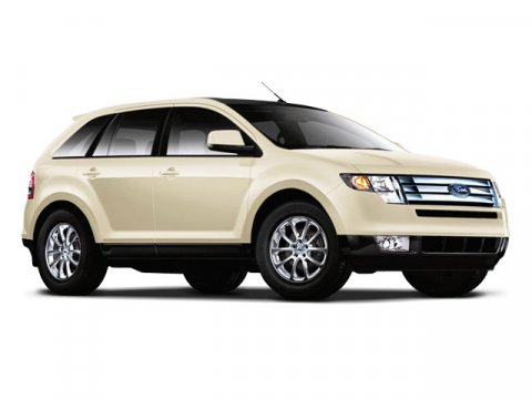2008 Ford Edge SE White V6 35L Automatic 63445 miles Effortless travel in an enjoyable ride S