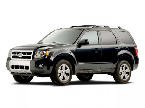 2008 Ford Escape XLT Black Pearl SlateCamel V6 30L Automatic 123758 miles Snag a score on thi