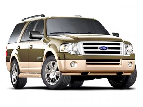 2008 Ford Expedition Eddie Bauer Dark Blue Pearl Metallic V8 54L Automatic 110938 miles Our GO