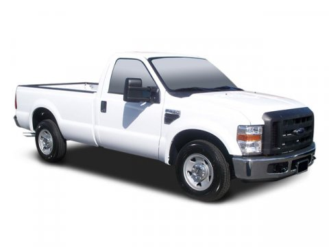 2008 Ford Super Duty F-250 SRW XLT Gray V8 54L Automatic 122954 miles Recent Arrival 4WDKra