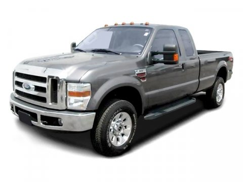 2008 Ford Super Duty F-350 SRW XL Silver Metallic V8 64L Automatic 171865 miles  Four Wheel Dr
