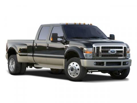 2008 Ford Super Duty F-450 DRW Gray V8 64L Automatic 48997 miles  Turbocharged  LockingLimit