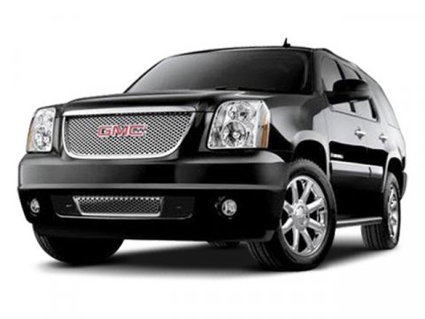 2008 GMC Yukon Denali YUKON Onyx Black V8 62L Automatic 127097 miles  Air Suspension  All Whe