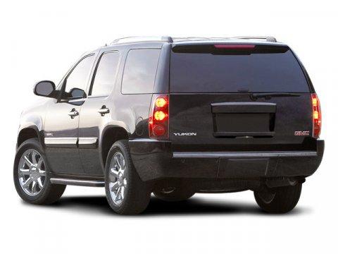 2008 GMC Yukon Denali DENALI AWD Onyx BlackEbony V8 62L Automatic 131967 miles 829 below KBB