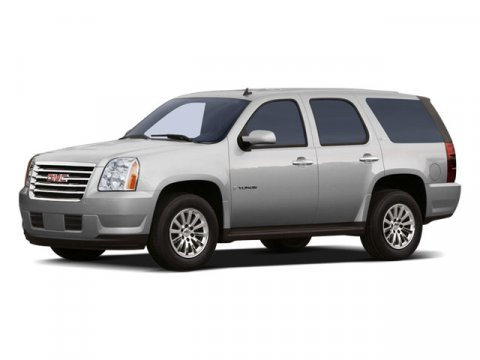 2008 GMC Yukon Hybrid 4DR 4WD Onyx Black V8 60L Automatic 110408 miles FANTASTIC FULLY LOADED