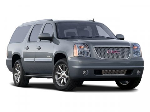 2008 GMC Yukon XL Denali DENALI AWD Red Jewel TintcoatCocoaLight Cashmere V8 62L Automatic 804